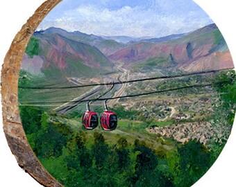 Glenwood Springs Tram - DCP103