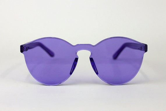 Sunglasses in Amethyst