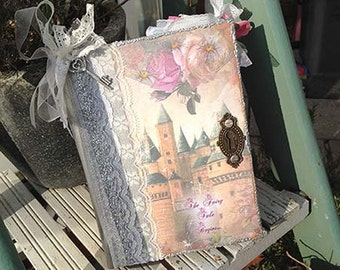 Fairy Tale Wedding Dream Guest Book