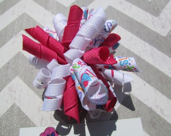 Lil' Sister Korker Hair Bow