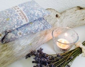 Lavender Eye Pillow Heatable Removable Cover