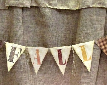FALL Banner 4ft