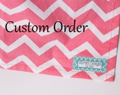 Custom Order - RESERVED for Rachel *Modern Floral Line