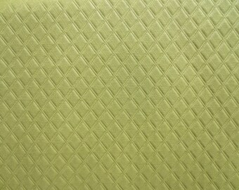 OUTDOOR Pillow Cover in a Lime Green Print