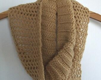Crochet Cowl PDF Pattern (English)