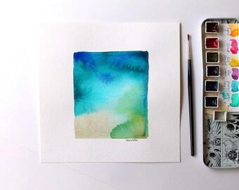 Watercolors Paintings Original, Original watercolor, abstract watercolor, abstract painting, watercolor original, watercolours, original art
