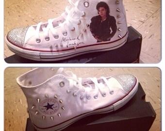 Michael Jackson Customize Canvas