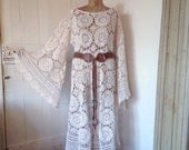 Women's Boho Festival Dress.Free size.