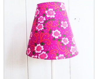 15.5 cm conical fabric Lampshade