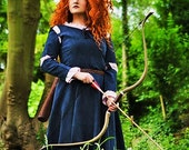 Merida's Bow, Quiver, and 6 Arrows Brave Inspired