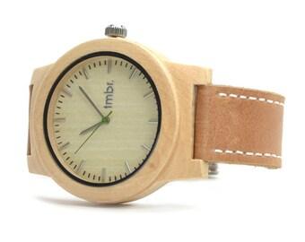 Mens Watch, Wood Watch Men, Mens Wooden Watch - KNTY-L