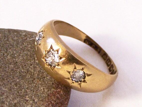 Rose Gold Engagement Rings Birmingham