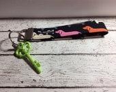 Dachshunds Dogs Key Fob
