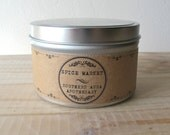 Spice Market // 8 oz. Natural USA Grown Soy Candle