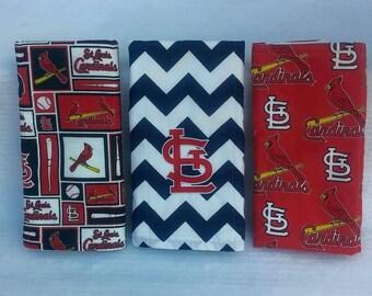St. Louis Cardinals Burp Cloths