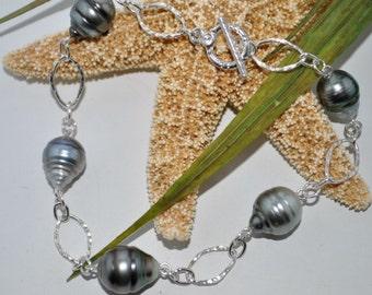"""8"""" Tahitian Pearl Bracelet"""