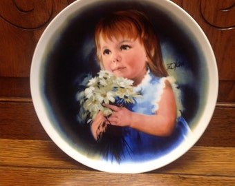 Vintage For You by Donald Zolan collector Plate