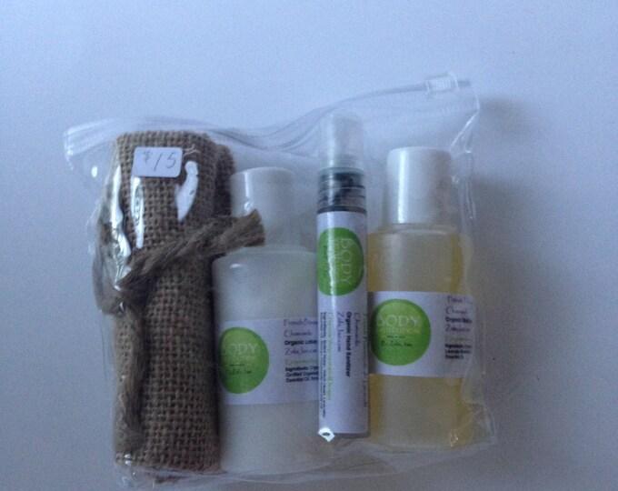 Organic Skin Care Sets