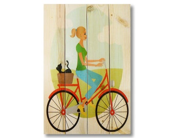 bicycle home decor | etsy