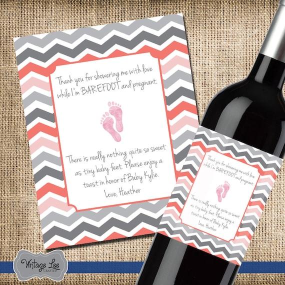 Baby Shower Hostess Gift Ideas Etsy : Shower hostess gift baby thank you for hosting
