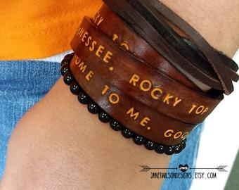 Rocky Top Wrap Bracelet