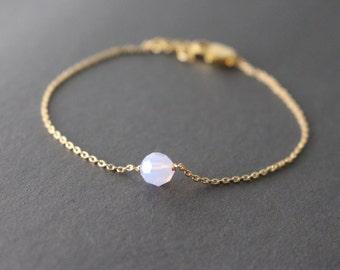 Crystal bracelet - minimal