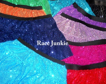 Sparkly Skirts  17 different Colors Running Skirt