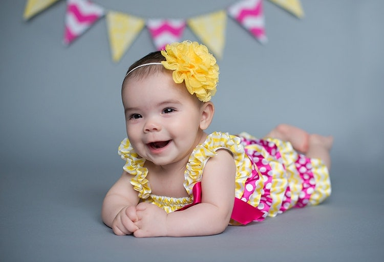 Girls Birthday Outfit Lemonade Stand Outfit Hot By