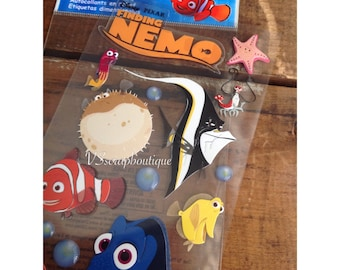 Disney Jolee's Boutique Finding Nemo / Finding Dori ek success Dimensional  stickers