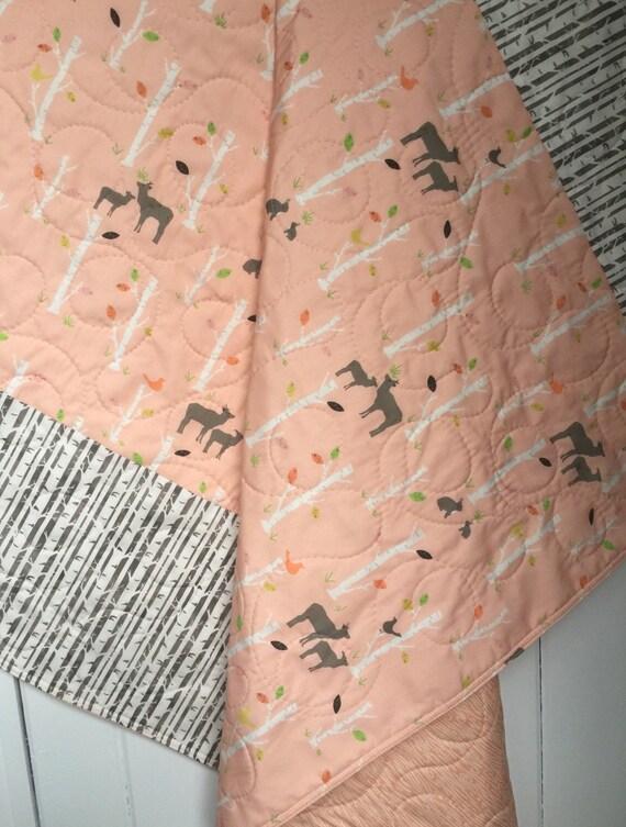 Woodland Crib Bedding Canada