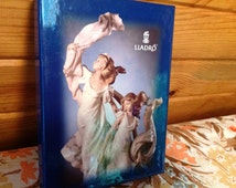 Vintage Lladro Note Cards and Envelopes 15 Cards and Envelopes Four Designs