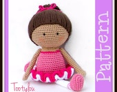 Crochet Ballerina Pattern