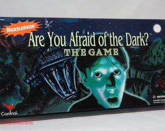 Are you Afraid of the Dark Game from Cardinal 1995 COMPLETE (read description)