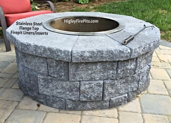 Fire Pit Liner Fire Pit Ring Liner-insert