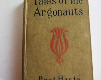 Vintage Book, Tales of the Argonauts