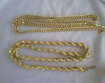 2 vintage Napier necklaces