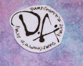 Dumbledore's Army Logo Iron On Patch MTCoffinz