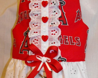 Angels harness vest
