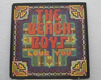 "The Beach Boys - ""Love You"" vinyl record"