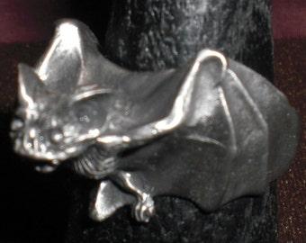 vampire bat, halloween,ring