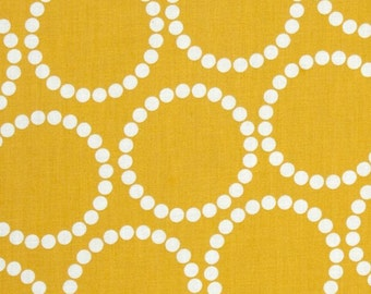 ONE YARD Outfoxed by Lizzy House - Pearl Bracelet in Yellow