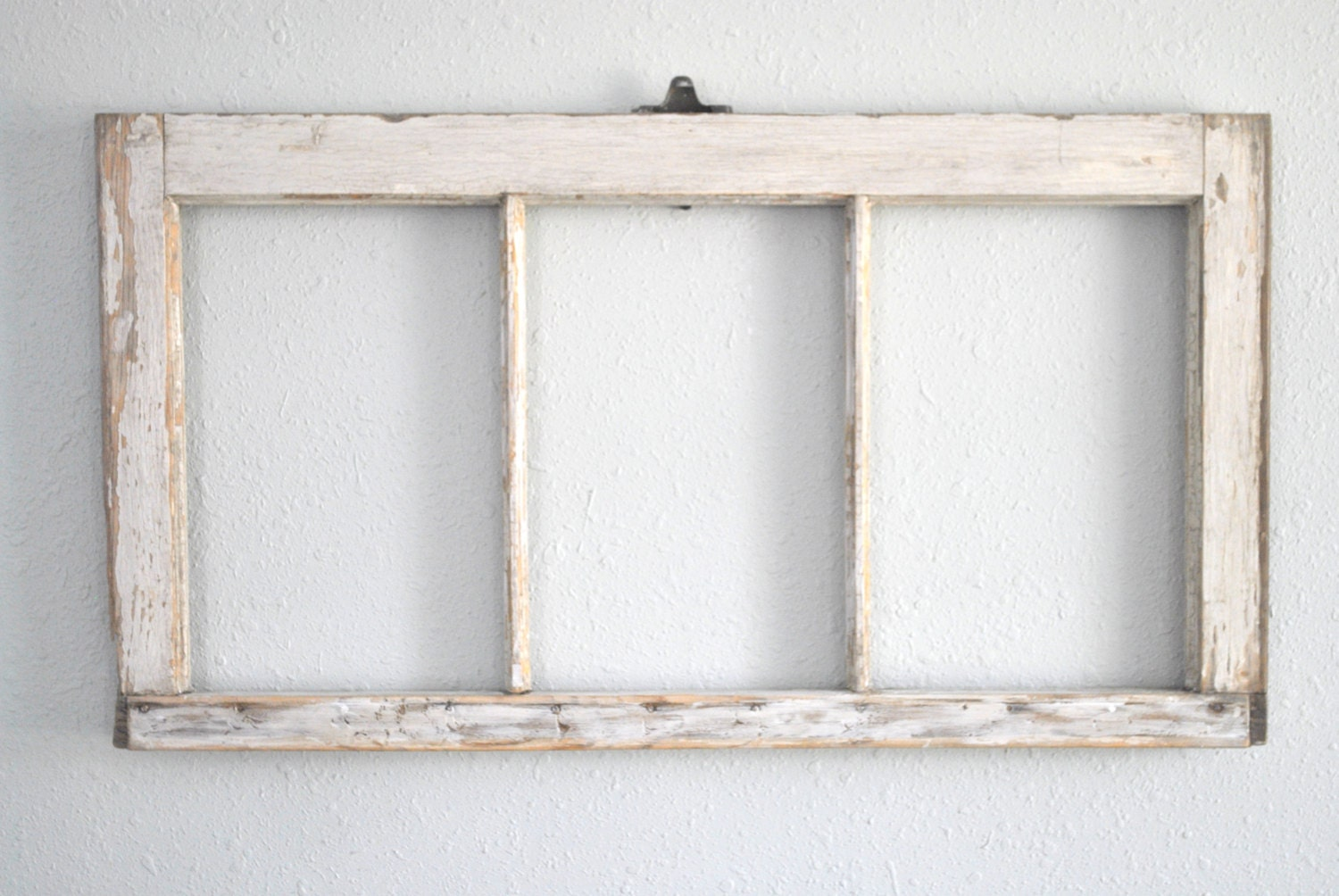 if you own a house with old window frames made in wood - Distressed Window Frame