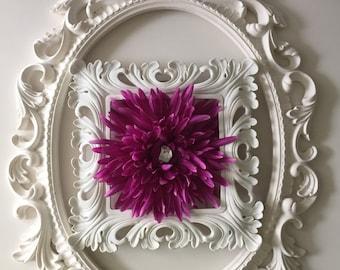 Electric Purple Mum Hair Clip