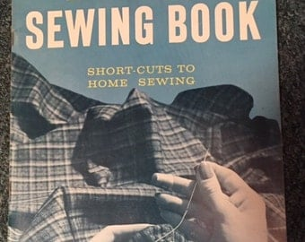 Butterick sewing book - 1959
