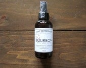Bourbon Body Oil Vanilla Vetiver Clove Alcohol Free Phthalate Free
