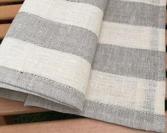 Dish Towel Tea Hand Kitchen Pure Linen