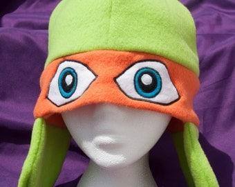 TMNT Michelangelo Hat