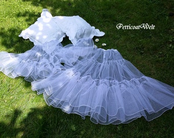 Petticoat for christening gown