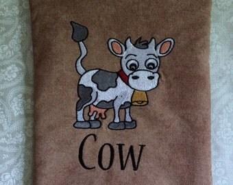 Cow Kindle/Nook/Ereader Cover