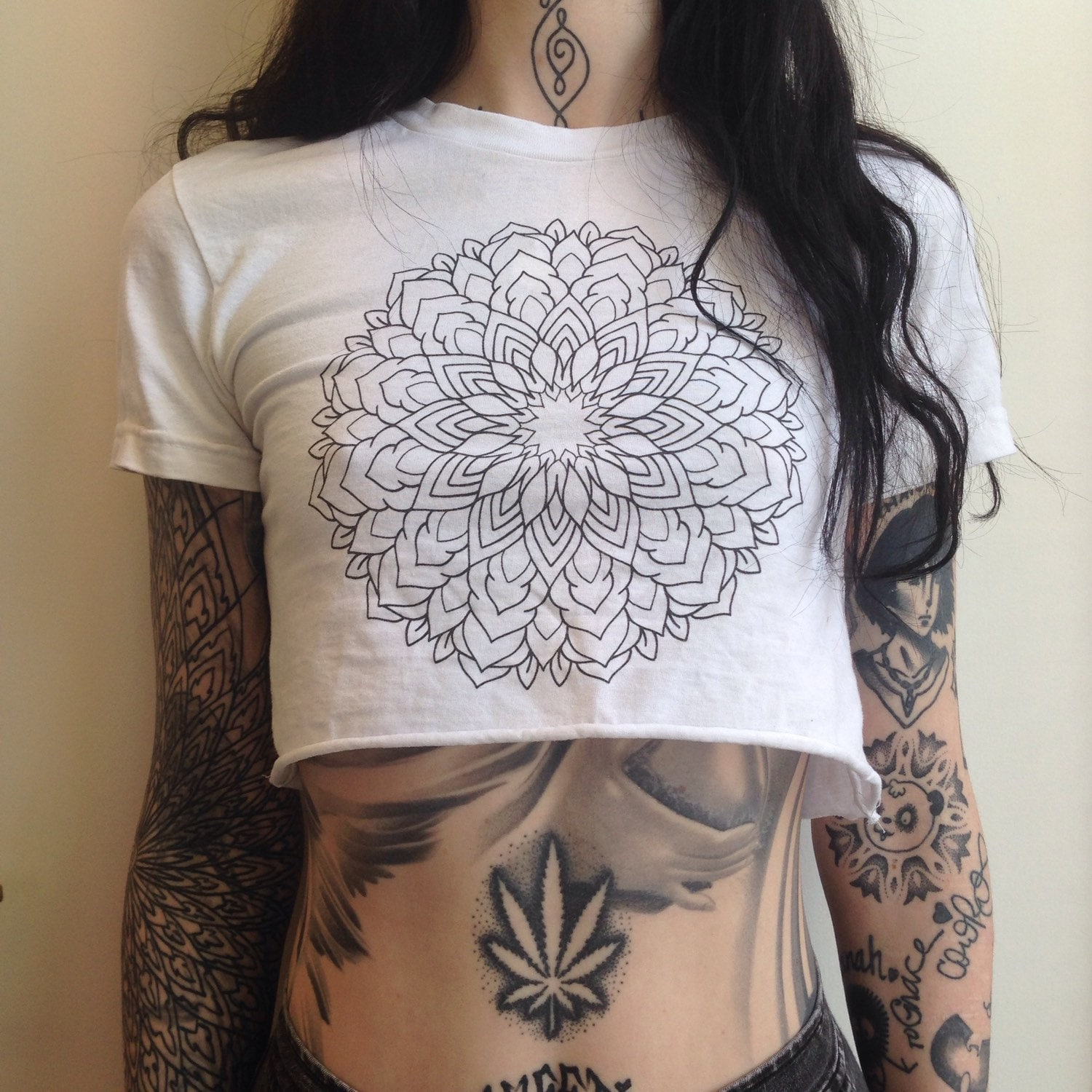 Image Result For Chest Tattoo Etsy